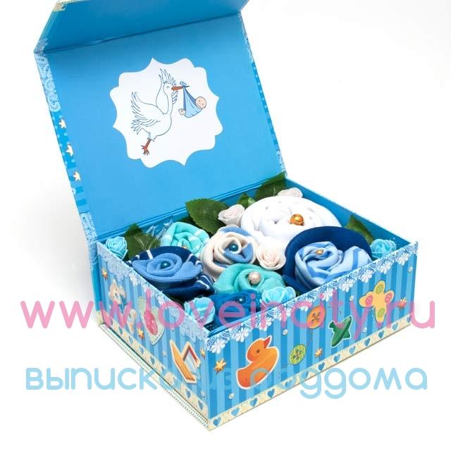 Подарочная коробка для детского подарка 59