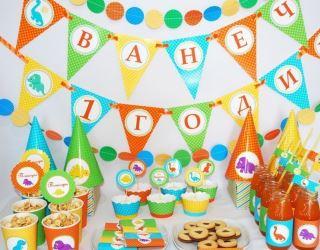Всё для праздника день рождения ребенка 35